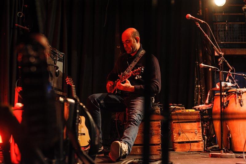 Concert au Cargo de Nuit