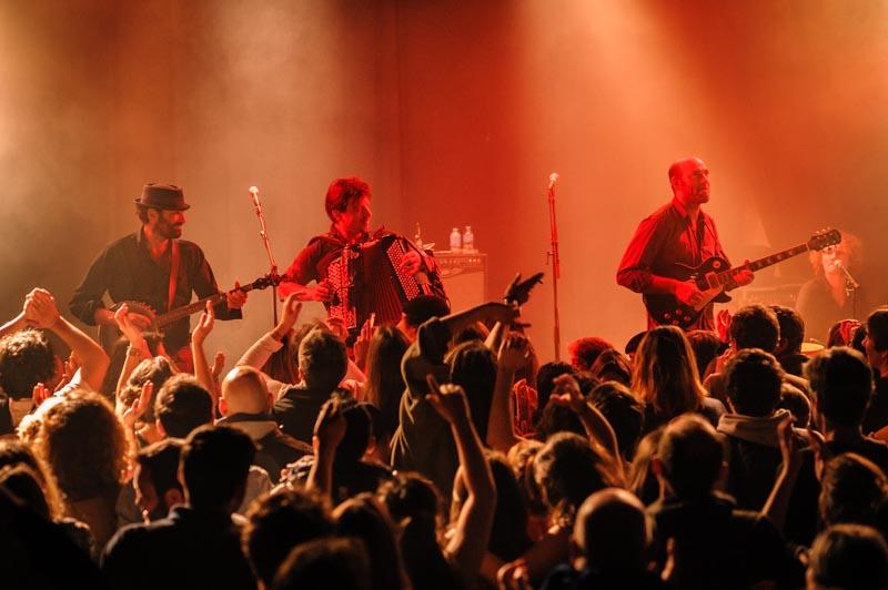Concert a l'Antirouille